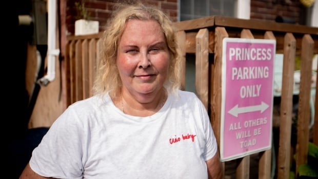 Blocked into her East York driveway dozens of times, woman says she's tired of city inaction   CBC News