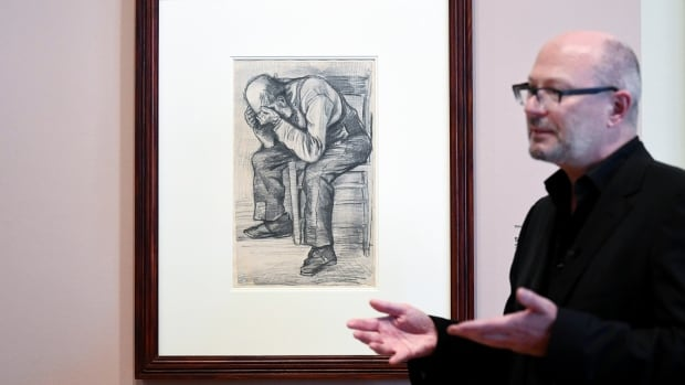 'New' Vincent van Gogh drawing goes on display at Amsterdam museum
