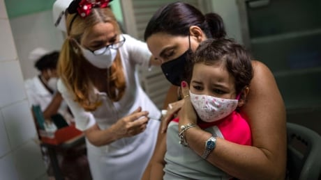 Cuba Virus Youth Vaccines