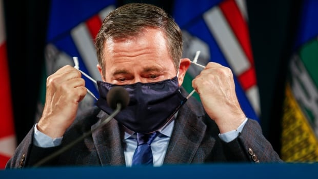 OPINION | Alberta Premier Jason Kenney's wounds may be self-inflicted but are they politically fatal? | CBC News