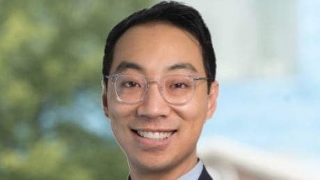 Liberal candidate Kevin Vuong