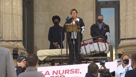 Nurses' National Day of Action