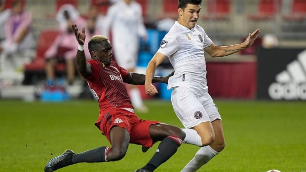 Toronto FC defenders fined by MLS for actions against Inter Miami | CBC Sports