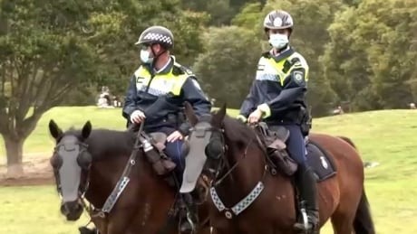 Sydney New South Wales police