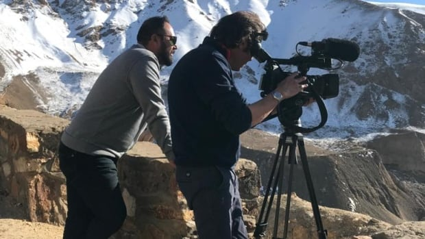 'We don't feel safe at all': Afghan documentarians, filmmakers plead for asylum in Canada | CBC News