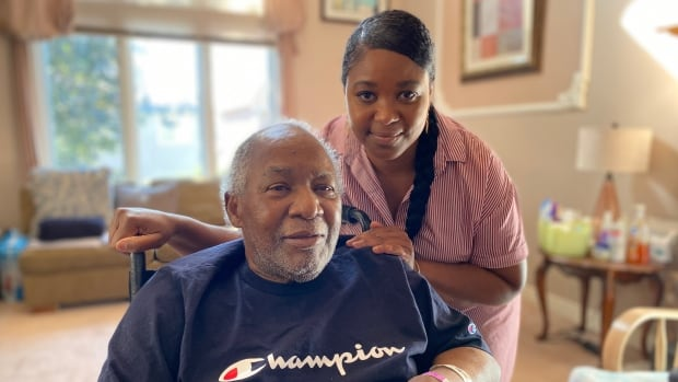 3 ICUs, 2 ventilators, and 2 months of rehab later, this Ajax man, 80, is finally home with his wife
