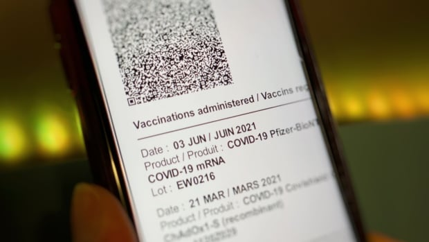 Sask. citizens concerned by vaccine doses missing from records   CBC News
