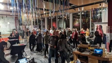 Yukon Liberal election night party
