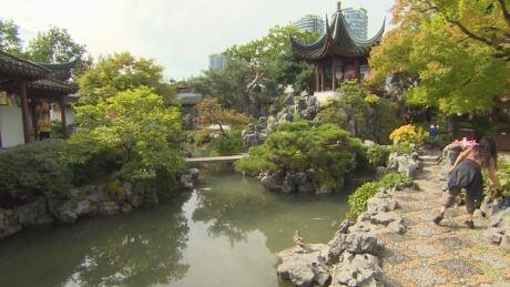Sun Yat-Sen Gardens