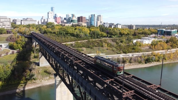 A streetcar named Determination: Along for the ride with the Edmonton Radial Railway Society