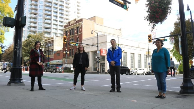 Fires, construction work and COVID-19: Why New Westminster's historic downtown needs a jump-start   CBC News