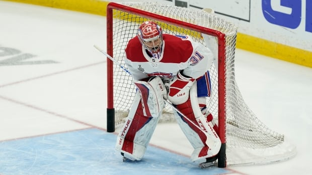 Canadiens' Carey Price out with knee injury, expected to miss training camp | CBC Sports