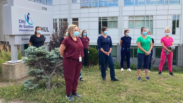 Quebec to offer nurses bonuses of up to $18K to end staffing crisis | CBC News