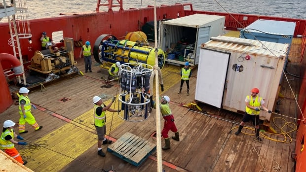 How thinking inside the box solved shortage of ship time for ocean researchers