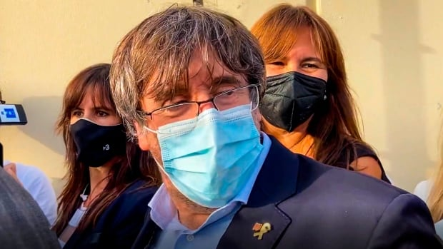 Catalan separatist leader released from Italian jail, awaits hearing on Spain extradition