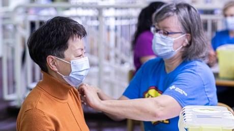 Alberta Health Services Flu Shots