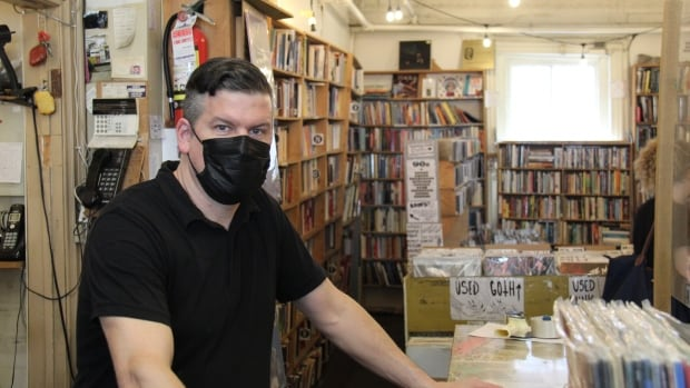 Montrealers are still getting Cheap Thrills at this downtown record shop 50 years later | CBC News
