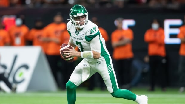 Cody Fajardo's game-winning touchdown seals Roughriders' victory over Lions
