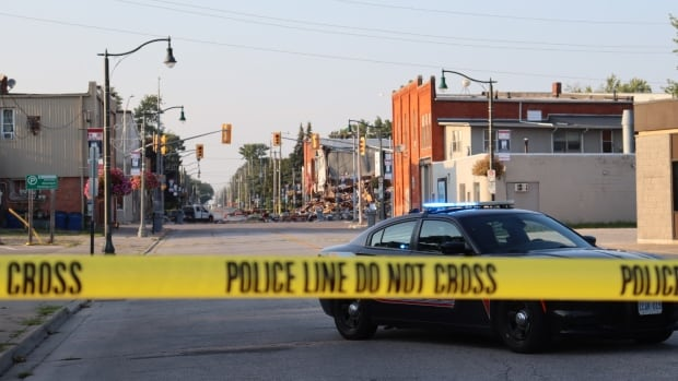 Gas detected in downtown Wheatley, Ont., 6 weeks after explosion