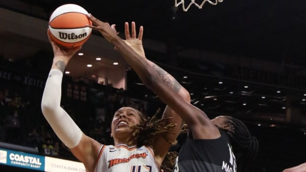 Griner, Taurasi lead Mercury to semifinals with OT win over Storm