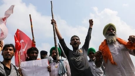 Indian farmers ramp up protests against farm laws