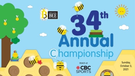 Spelling Bee of Canada's 34th Annual Championship on CBC