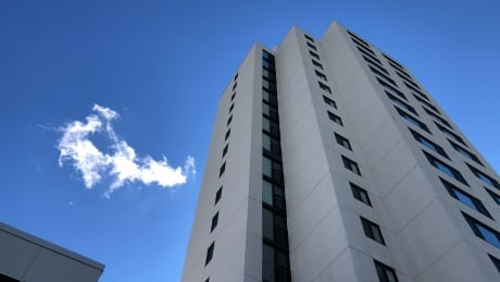 The social housing high-rise at 500 MacNab is now newer, greener and welcoming back tenants