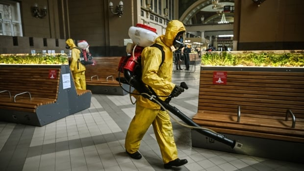 Coronavirus: What's happening in Canada and around the world on Tuesday