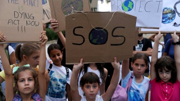 How many climate disasters will today's children face? Scientists release estimate