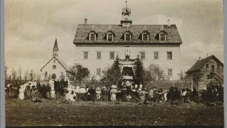 Grouard Residential School/St Bernard's