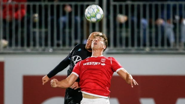 Cavalry FC remains atop CPL standings, clinches playoff spot with win over Pacific FC