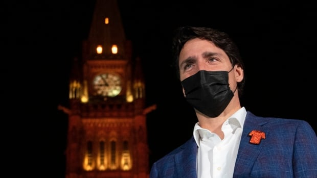 Trudeau visits B.C. First Nation after skipping invite on National Day for Truth and Reconciliation