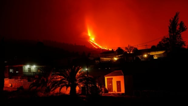 Fresh fears as more lava flows from volcano on La Palma island