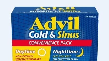 Advil recall