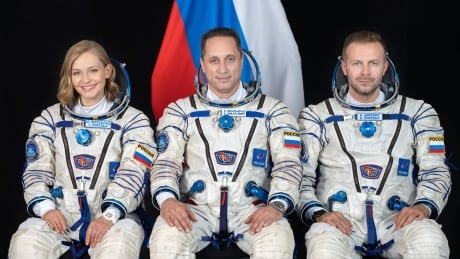 Russian Space Crew