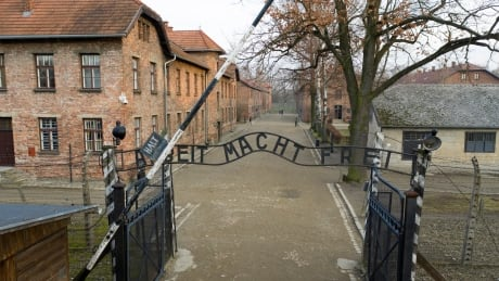 HOLOCAUST-MEMORIAL/AUSCHWITZ-DRONE