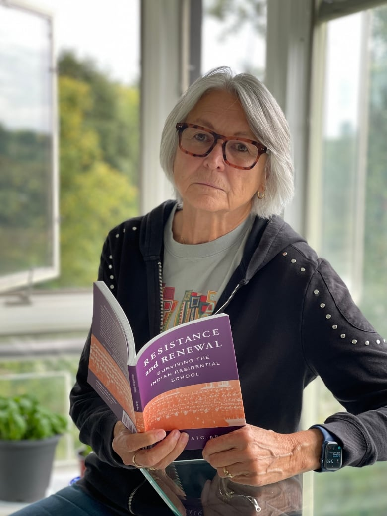 1980s book on residential school experiences was rejected by first publisher who didn't believe it