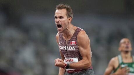 Nate Riech gold at Tokyo 2020 Paralympics