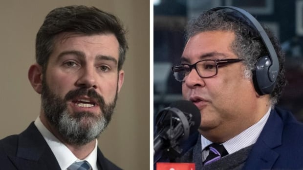 Outgoing mayors of Edmonton and Calgary discuss time in office, relationship with province | CBC News