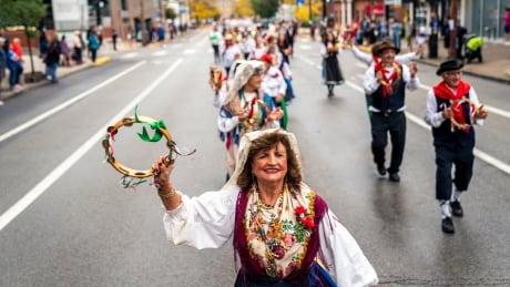 Columbus Day Parade Pittsburgh