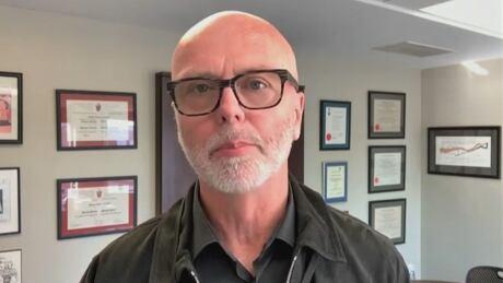 Health PEI CEO Dr. Michael Gardam