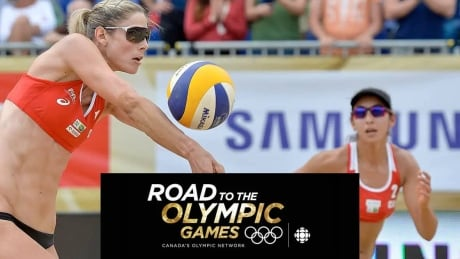 CBC Sports Late Night: Road to the Olympic Games on CBC - Beach Volleyball World Tour Finals