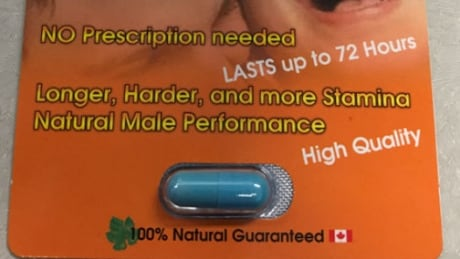 """Over the counter """"male performance"""" drugs"""