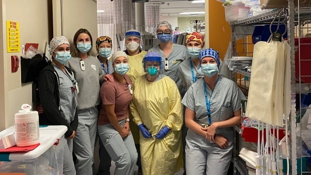 7 doctors and nurses flown from N.L. helping Fort McMurray hospital through 4th wave