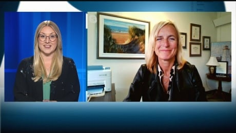 Dr. Heather Morrison on Compass, Oct. 14, 2021