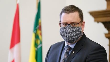 Sask Health Minister Paul Merriman
