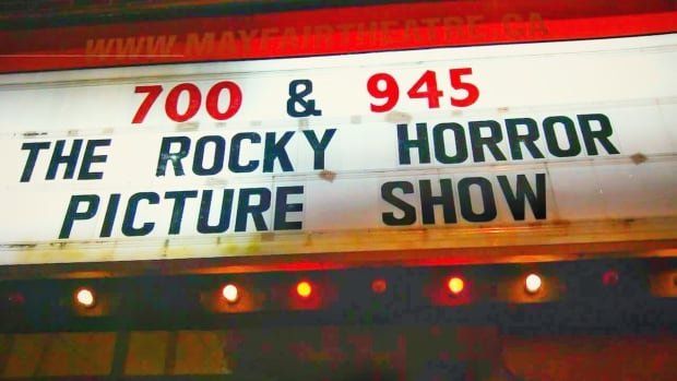 Rocky Horror's back for Halloween, this time without the toast   CBC News