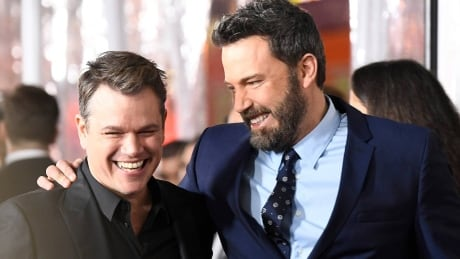 Ben Affleck and Matt Damon write first film together since Good Will Hunting