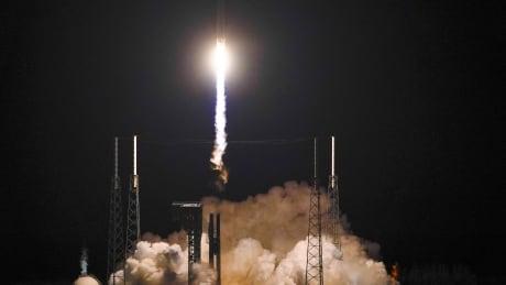 NASAs asteroid hunter Lucy soars into sky with lab-grown diamonds