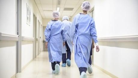 Quebec nurses refuse mandatory overtime
